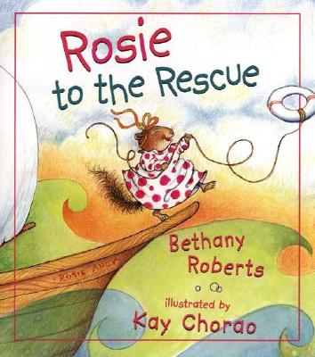 Rosie to the Rescue Cover