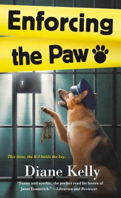 Enforcing the Paw: A Paw Enforcement Novel Cover Image