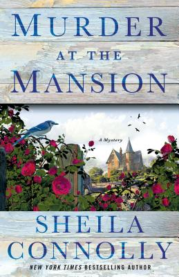 Cover for Murder at the Mansion