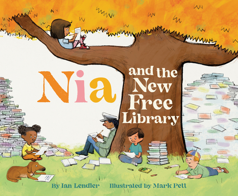 Nia and the New Free Library Cover Image