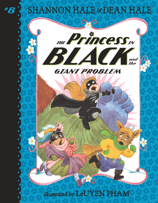 The Princess in Black and the Giant Problem Cover Image