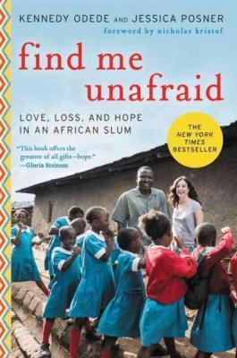 Find Me Unafraid cover image