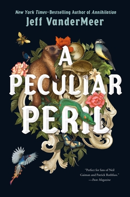 A Peculiar Peril (The Misadventures of Jonathan Lambshead #1) Cover Image