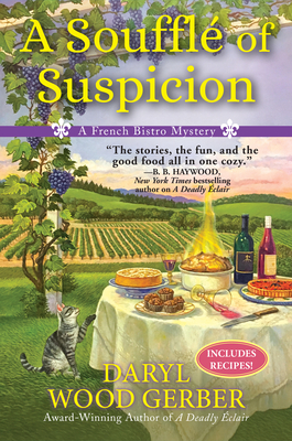 A Souffle of Suspicion: A French Bistro Mystery Cover Image
