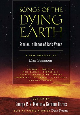 Songs of the Dying Earth Cover