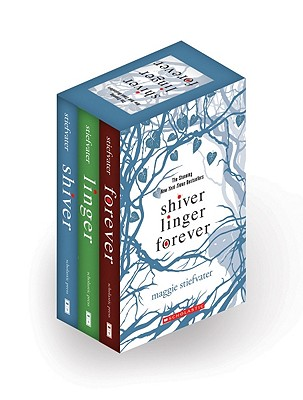 Shiver Trilogy Boxset (Shiver, Linger, Forever) Cover
