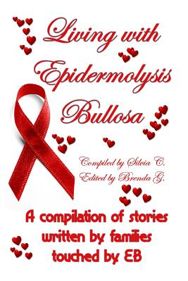 Cover for Living with Epidermolysis Bullosa