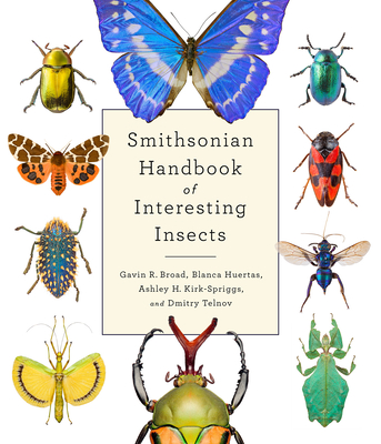 Smithsonian Handbook of Interesting Insects Cover Image