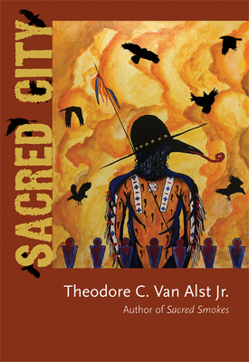Sacred City Cover Image
