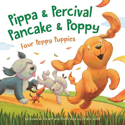 Cover for Pippa and Percival, Pancake and Poppy