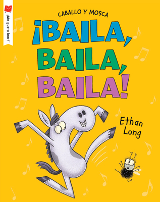 ¡Baila, baila, baila! (¡Me gusta leer!) Cover Image