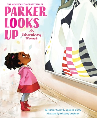 Parker Looks Up: An Extraordinary Moment Cover Image