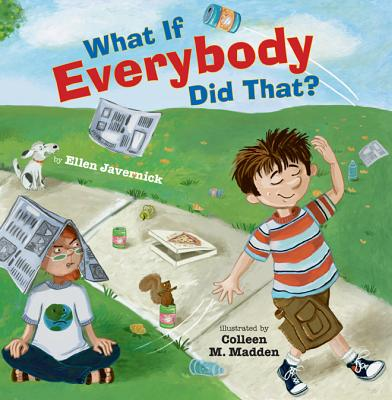 What If Everybody Did That? Cover