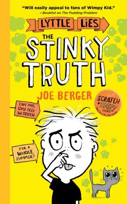Cover for The Stinky Truth (Lyttle Lies #2)