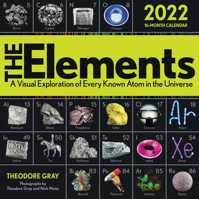 The Elements 2022 Wall Calendar Cover Image
