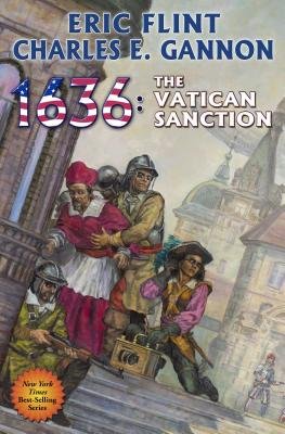 1636: The Vatican Sanction (Ring of Fire #24) Cover Image