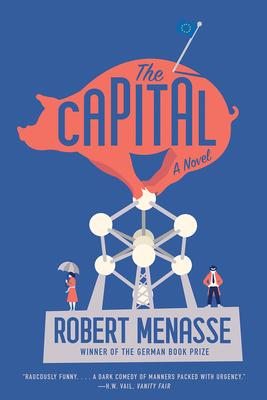 The Capital: A Novel Cover Image
