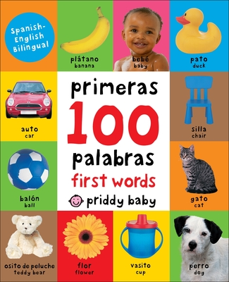 First 100 Padded: First 100 Words Bilingual Cover Image