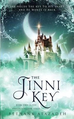 The Jinni Key: A Little Mermaid Retelling Cover Image