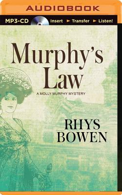 Murphy's Law (Molly Murphy Mysteries #1) Cover Image