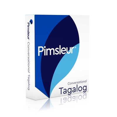 Pimsleur Tagalog Conversational Course - Level 1 Lessons 1-16 CD: Learn to Speak and Understand Tagalog with Pimsleur Language Programs [With Free CD Cover Image
