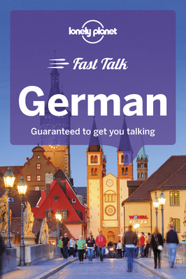Lonely Planet Fast Talk German Cover Image
