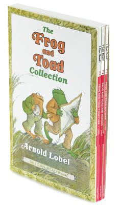 The Frog and Toad Collection Box Set: Includes 3 Favorite Frog and Toad Stories! (I Can Read Level 2) Cover Image