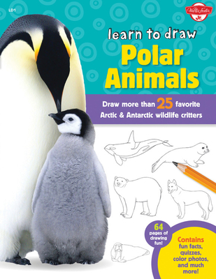 Learn to Draw Polar Animals Cover