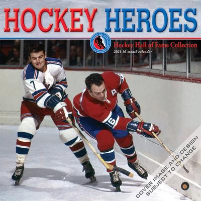 Hockey Heroes 2021 Square Wyman Cover Image