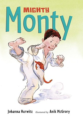 Mighty Monty Cover