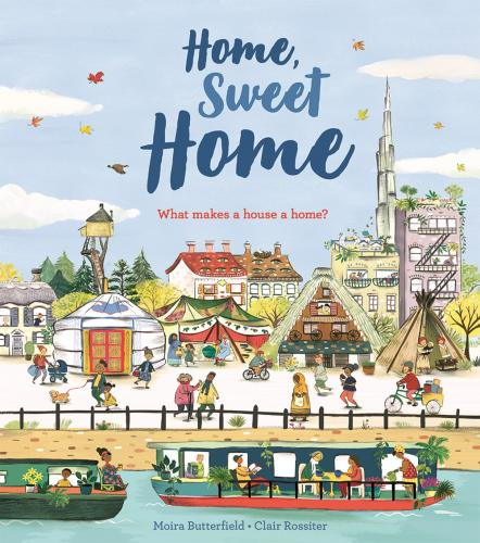 Home, Sweet Home Cover Image