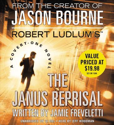 Robert Ludlum's (TM) The Janus Reprisal Cover