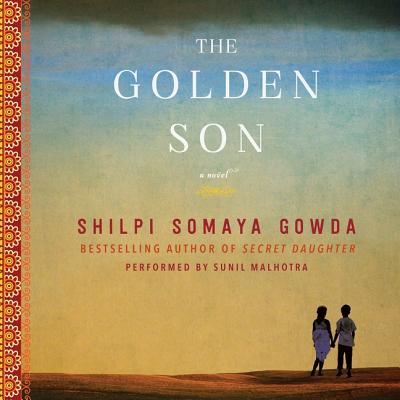 Cover for The Golden Son Lib/E