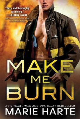 Make Me Burn Cover Image