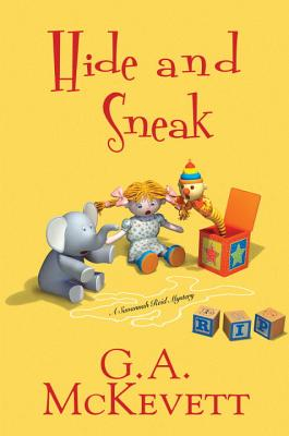Hide and Sneak (A Savannah Reid Mystery #23) Cover Image