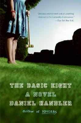Cover for The Basic Eight