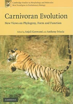 Cover for Carnivoran Evolution