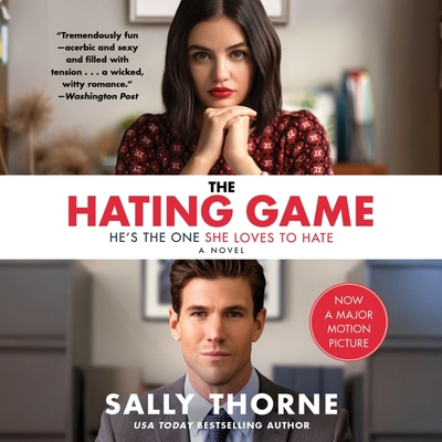 The Hating Game Cover Image