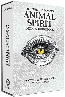 The Wild Unknown Animal Spirit Deck and Guidebook (Official Keepsake Box Set) Cover Image