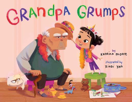 Grandpa Grumps Cover Image