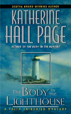 The Body in the Lighthouse Cover