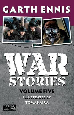 War Stories Volume 5 cover image