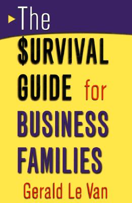 The Survival Guide for Business Families Cover