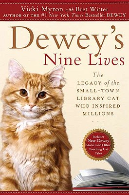 Dewey's Nine Lives Cover