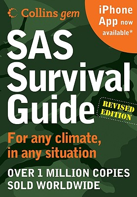 SAS Survival Guide 2e (Collins Gem) Cover