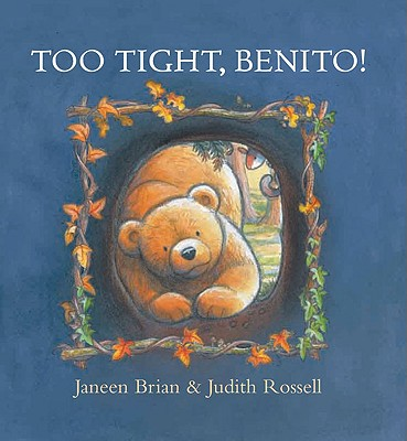 Too Tight, Benito! Cover