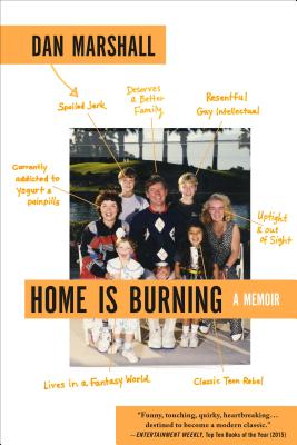 Home Is Burning: A Memoir Cover Image