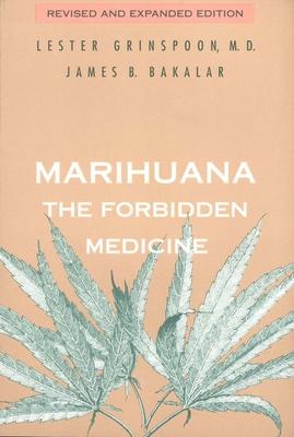 Cover for Marihuana, the Forbidden Medicine