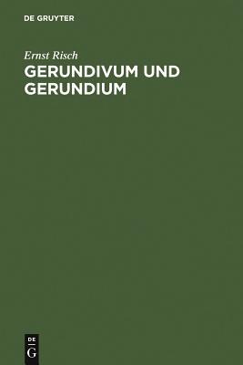 Gerundivum und Gerundium Cover Image
