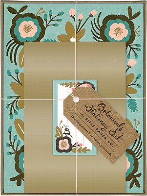 Botanicals Stationery Collection Cover Image